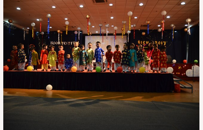 British International School Hanoi| Moon Festival