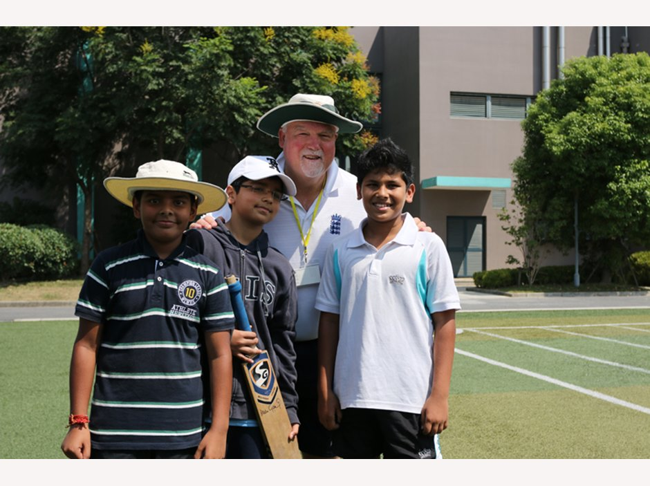 cricket clinic 14