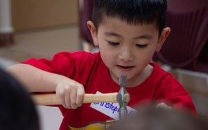 STEAM education in early years/kindergarten - BIS HCMC