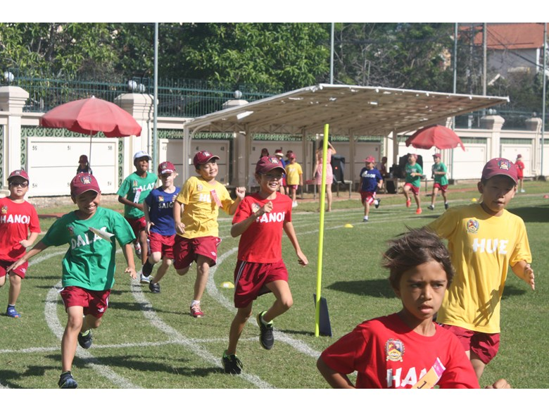 BIS HCMC Sports Days at An Phu Primary 2