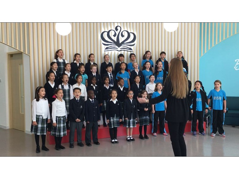 Choral Programme