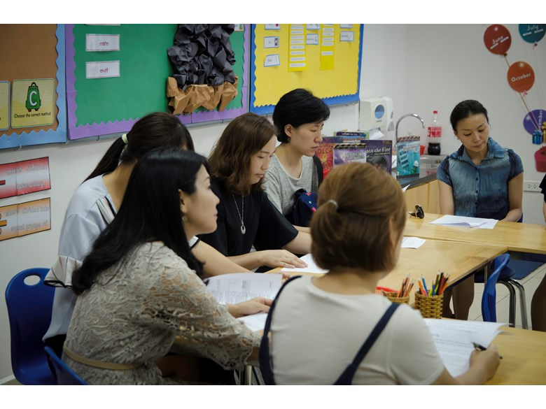 British International School Hanoi - Meet the teacher