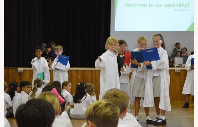 Upper Primary Assembly