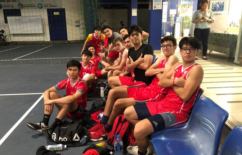 U19B Volleyball Boys - BIS HCMC