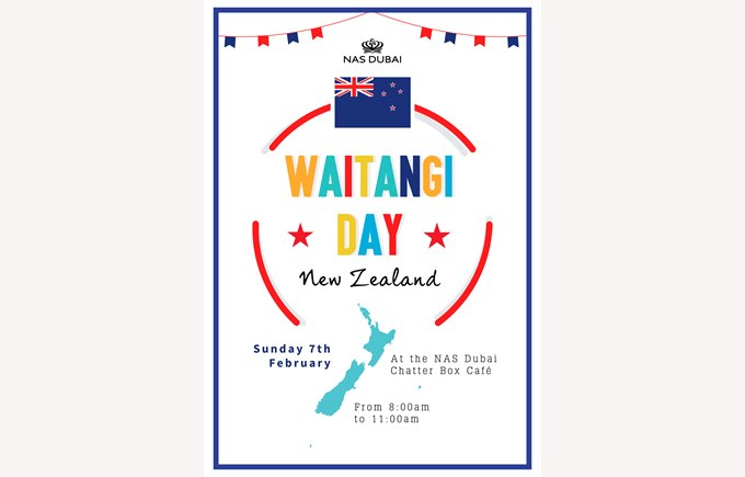 Waitangi Day - New Zealand