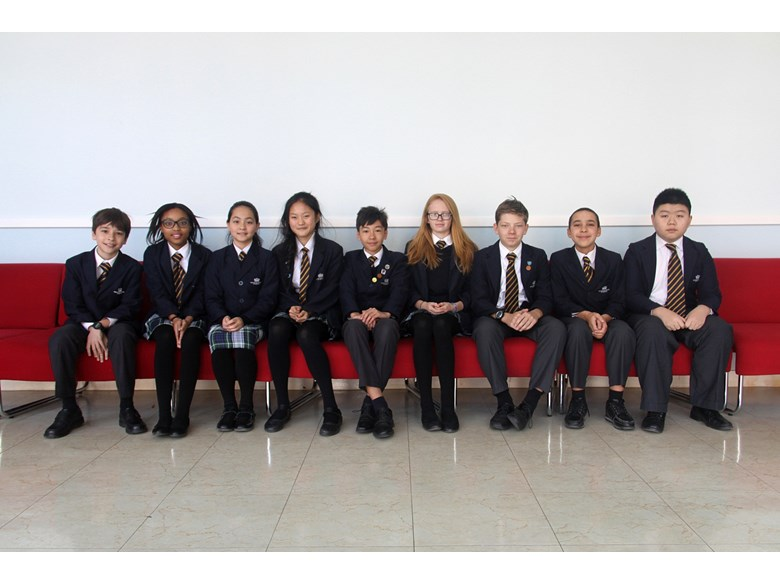Lower Secondary School Global Campus Debate Team