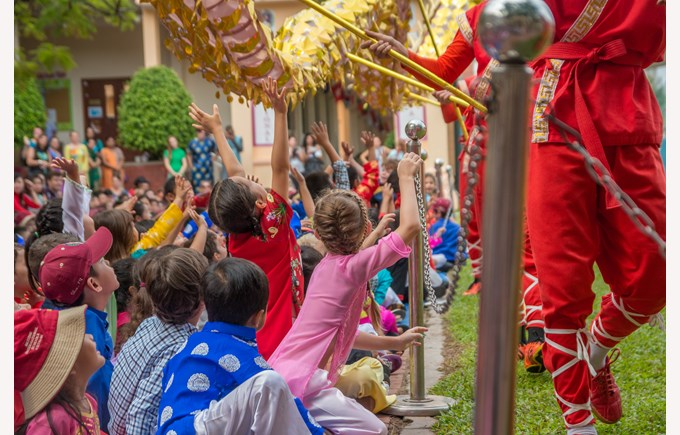An Phu Primary Moon Festival 2016 7