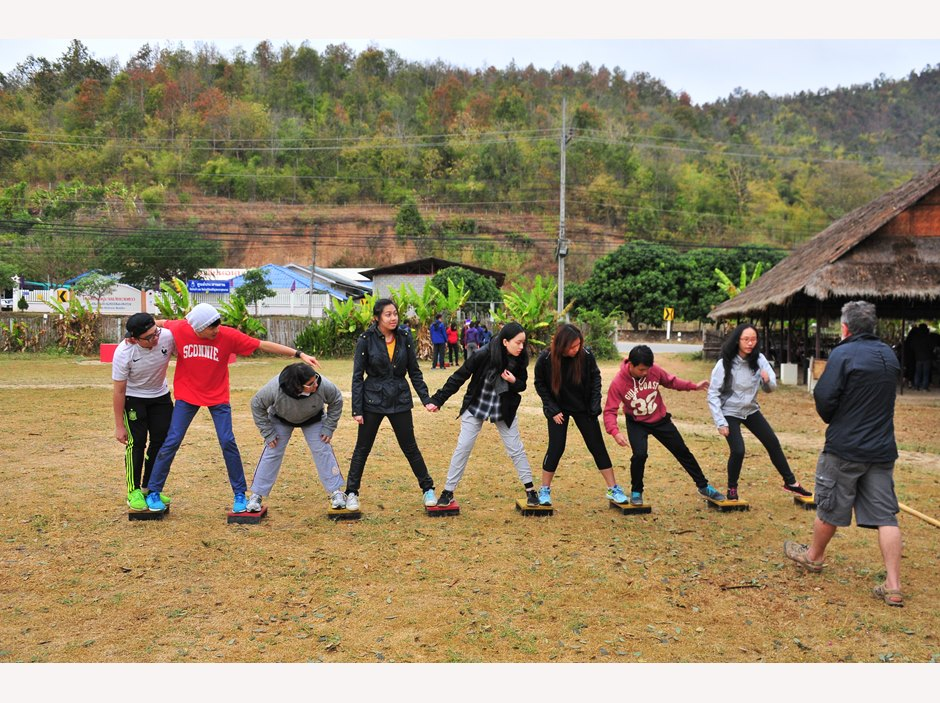 Students activities Chiang Rai