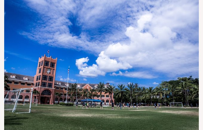 Regents boarding school in South East Asia