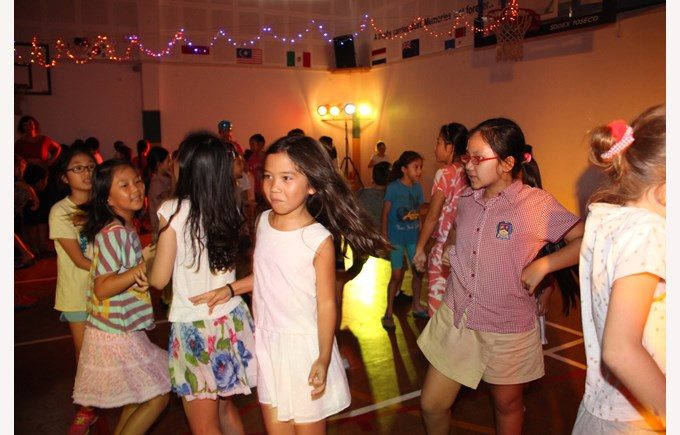 BIS Ho Chi Minh Term 2 Disco Party 8