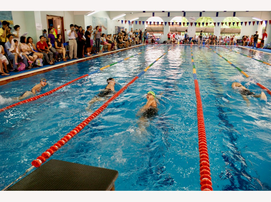 BIS HCMC Invitational Swim Meet 4