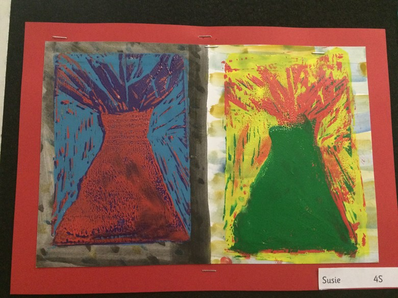 Year 4 and 5 Art