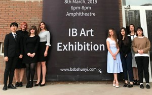 IB Art Exhibition 2019