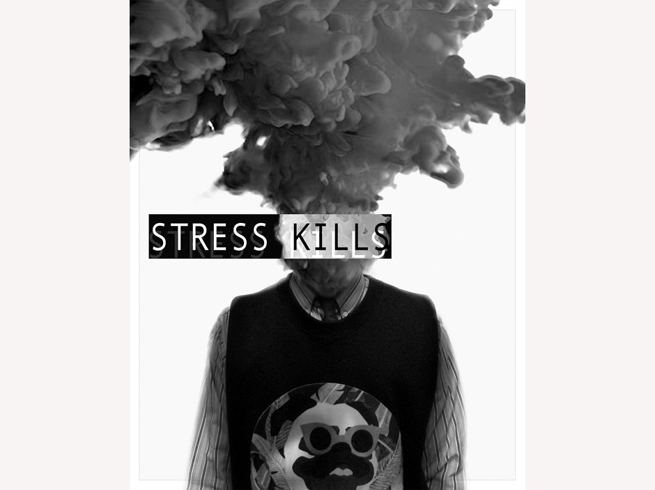 Stress Kills - Tiger Conrod