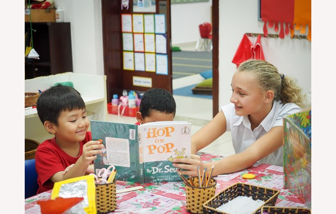 Secondary Book Week British International School Hanoi