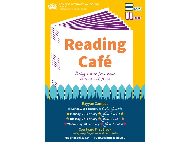 Rayyan Reading Cafe 2018