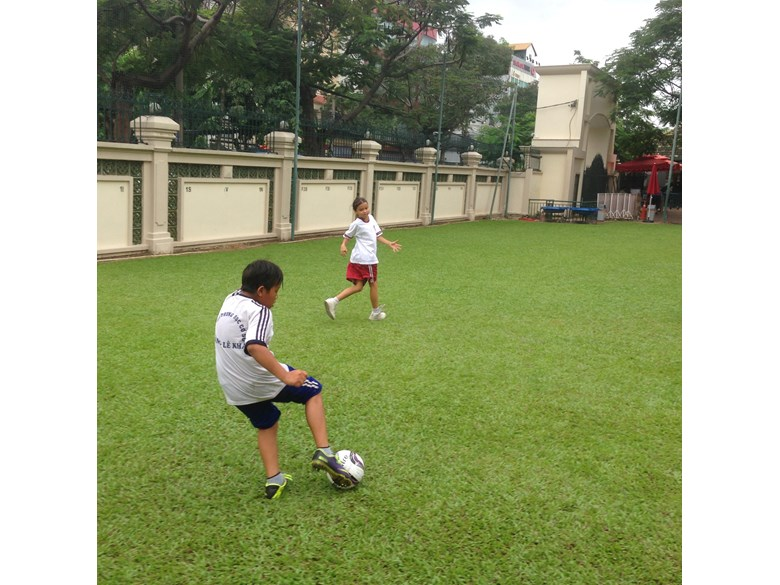 BIS Ho Chi Minh Community Football - 1