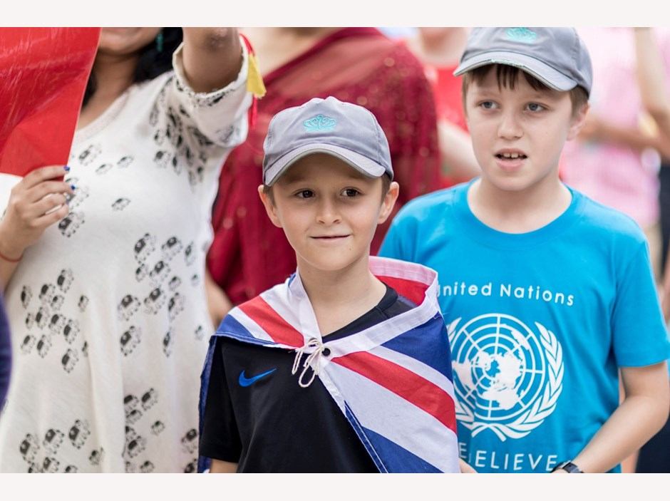 UN Day 2018 Dover Court International School
