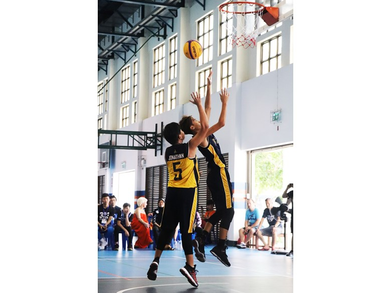 Phuket 3on3 Basketball 2018