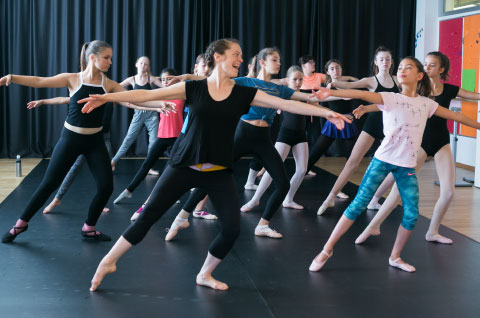 nord anglia education juilliard summer dance programme geneva college du leman