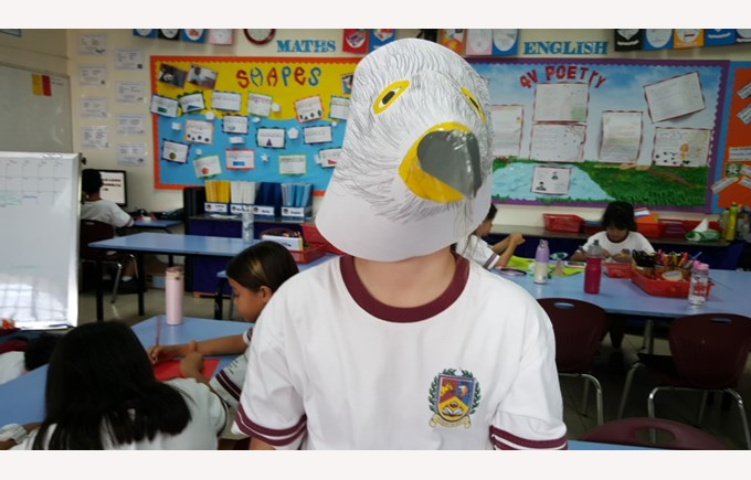 Year 4 Learn about Endangered Species in Vietnam (7)