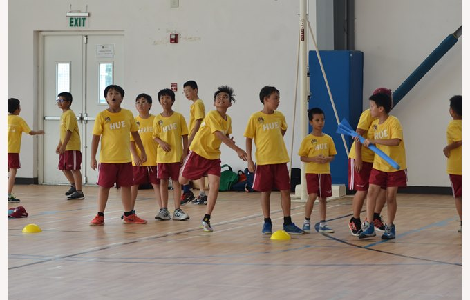 British International School Hanoi Ks2 house sport