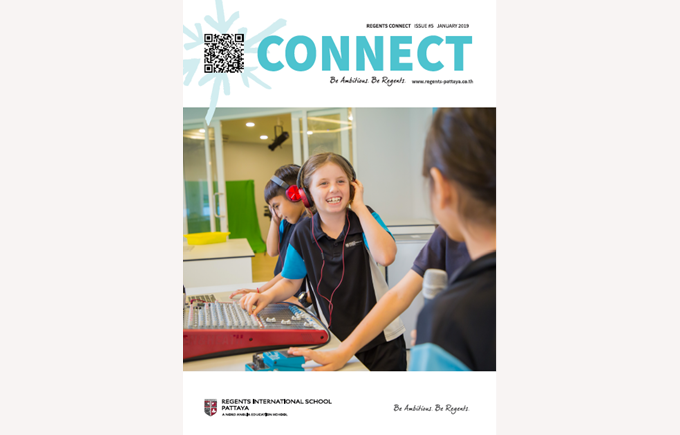 Connect Issue 5