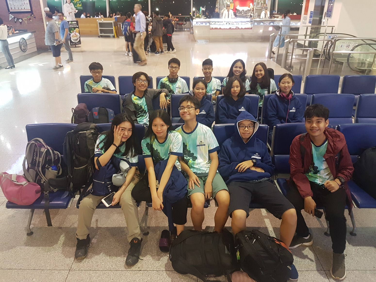 Tanzania Expedition BVIS HCMC 2018