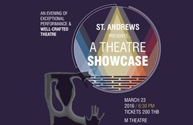 St. Andrews Presents...