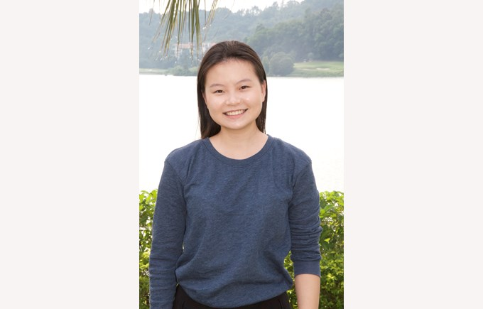 Grace Xie - Chair of Charity Committee