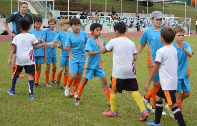 Under 11 Boys Football B Team