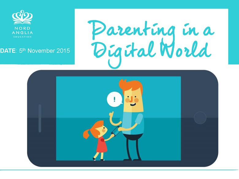 Parenting in a digital world image