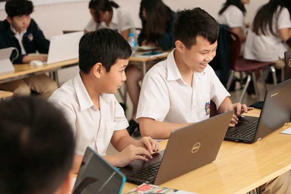 British International School Hanoi ICT in focus