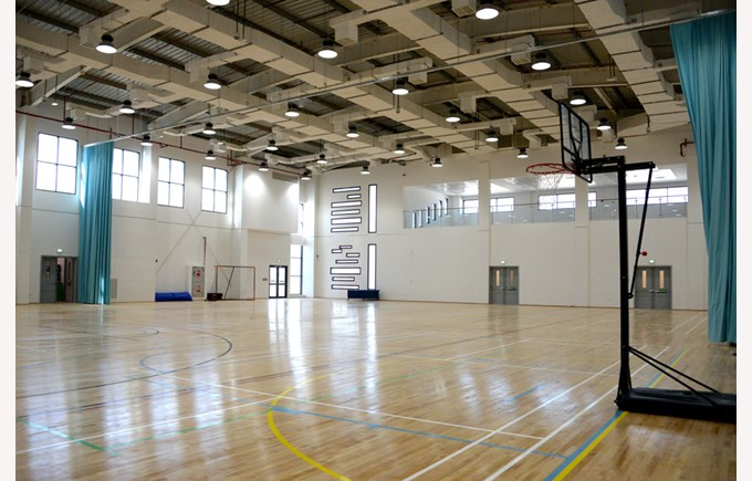 Themaid Sports Hall