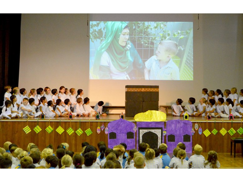Year 2 Assembly Hari Raya Haji