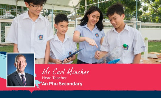 Weekly Update - Carl Mincher | BIS HCMC