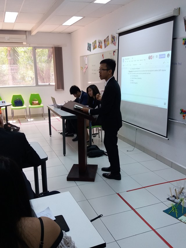 Model United Nations - Cambodia