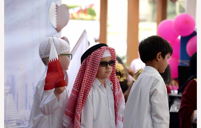 Qatar National Day at Compass School_5337