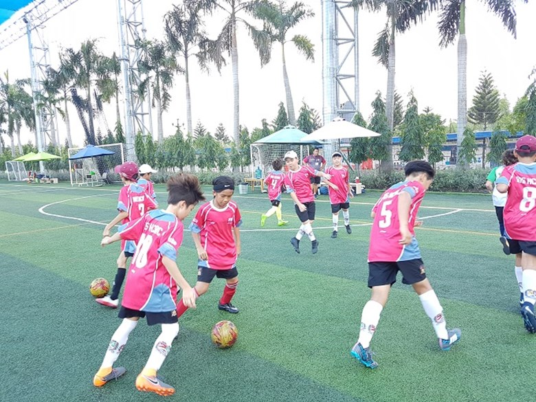 U11 SISAC Boys Football – Pool B (2)