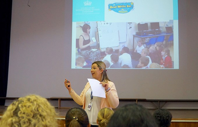 Primary School Workshop: Phonics and Spelling