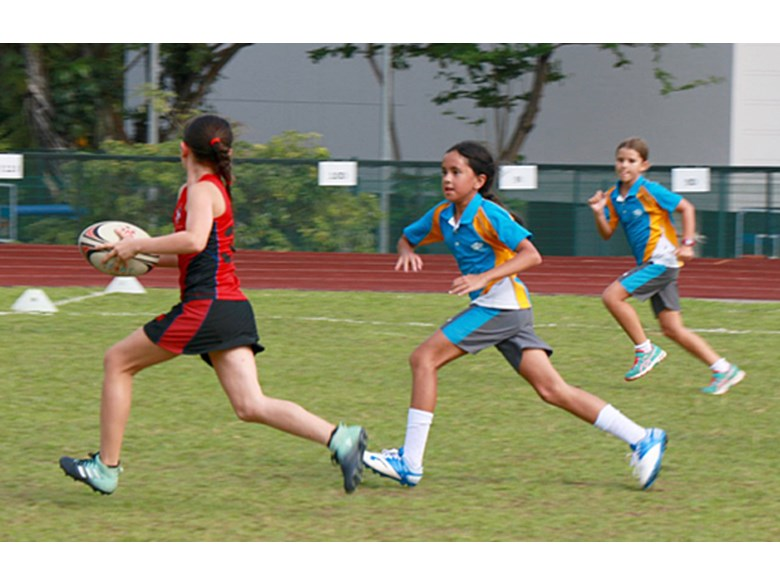 U11 Girls Touch Rugby Tournament