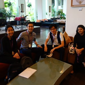 FOBISIA Student Leadership Conference