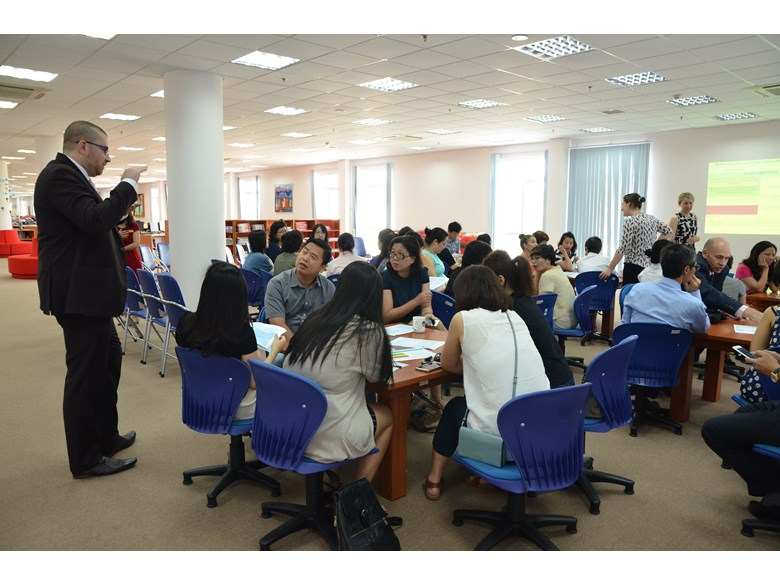 BIS Hanoi Secondary Parent Info Morning