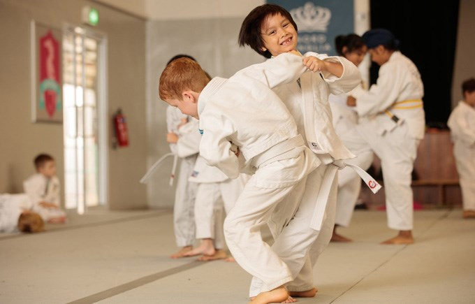ECA Website Page Image - Judo