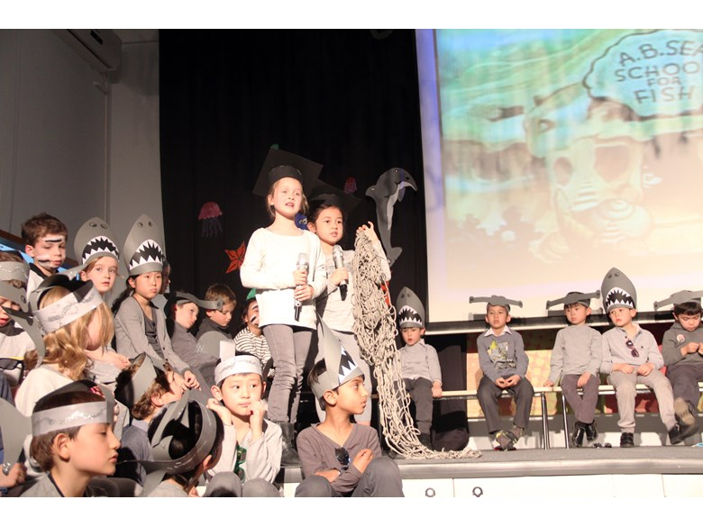 Y2 Production 'Ocean Commotion'