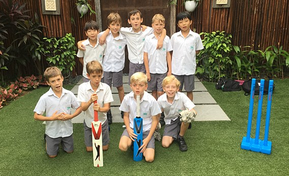 U11 Indoor Cricket 2017