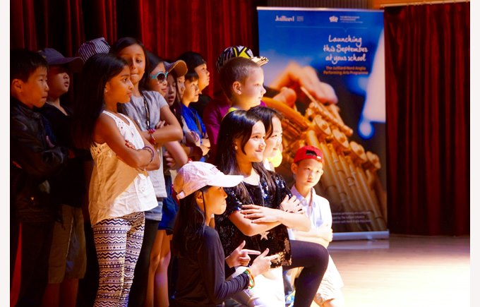 Juilliard-Nord Anglia Performing Arts Programme Launch