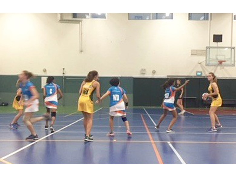 DCIS Under 16 Netball Team Unlucky in Very First Under 16 Game