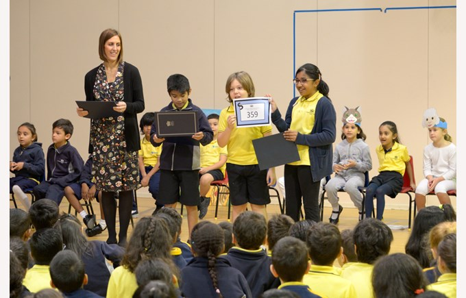 Year 2MKB Assembly