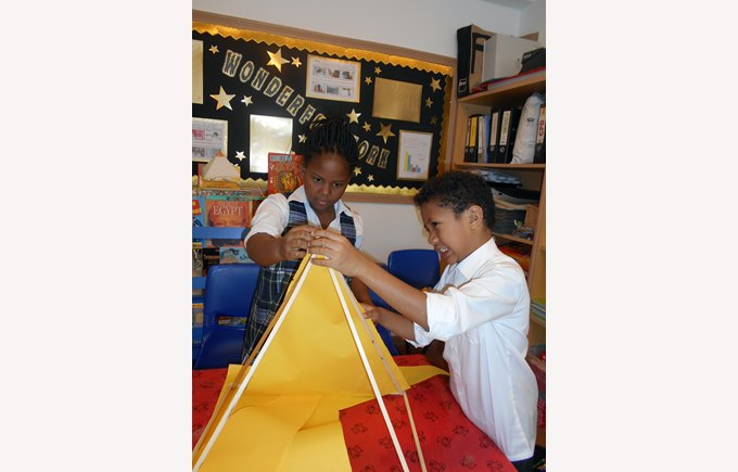 Year 3 Pyramid Project